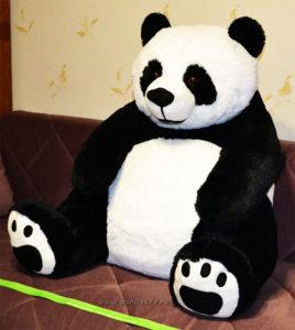 Игрушка большая Панда фото 3