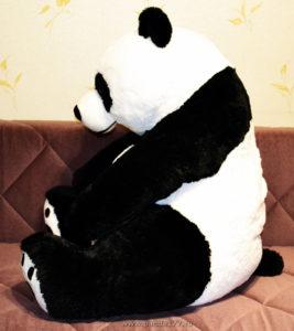 Большой мягкий игрушка Панда