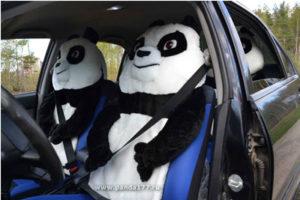 Чехлы Панда фото 2
