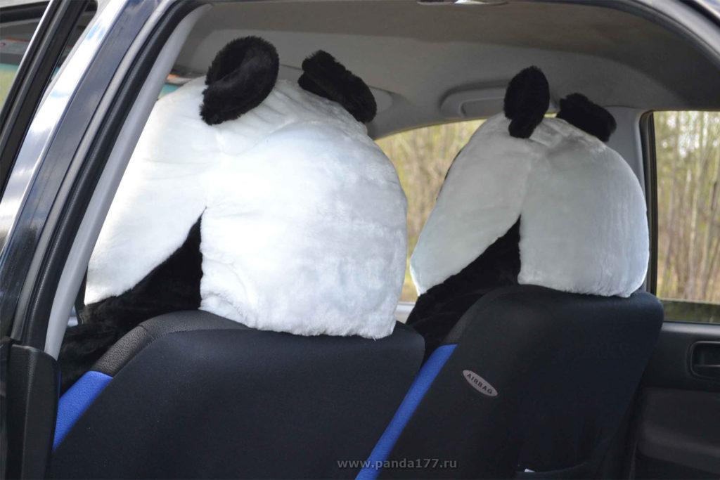 Чехлы Панда на авто